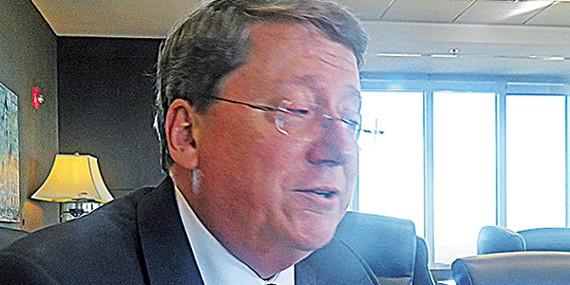 State Senate Majority Leader Mark Norris