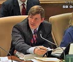 State Senator Brian Kelsey in action