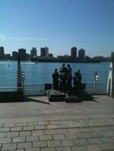 Statue for the Underground Railroad