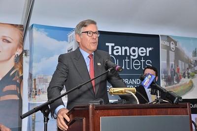 Steve Tanger, CEO