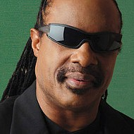 Stevie Wonder at the Cannon Center Saturday