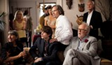 Still of Charlie Tahan, Darren E. Burrows, and John Lithgow in Love Is Strange