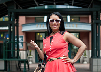 Street Style: Latosha's Funky Digs