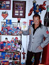 "Superman: Jerry ""The King"" Lawler - CHRIS DAVIS"