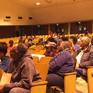 South Side Middle Parents Speak Out at School Consolidation Meeting