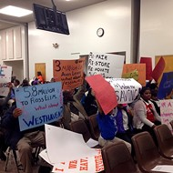 Parents, Students Speak Out About Possible School Closures