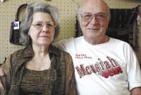 Sylvia and Ed Young - CHRIS DAVIS