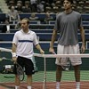 Tall Guys Topping Tennis Tourney