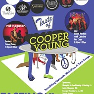Taste of Cooper Young Thursday
