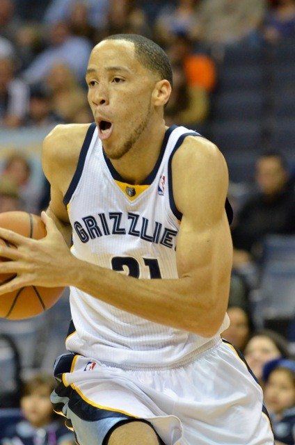 Tayshaun Prince has had some good games lately, but is he playing too many minutes?