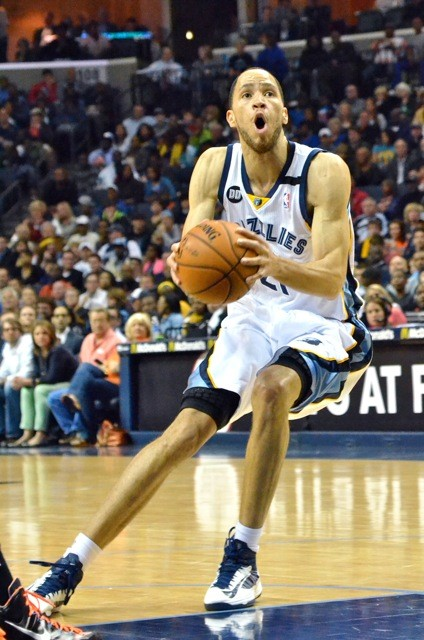 Tayshaun Prince was one of four players who didnt play Monday night.