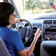 Texting While Driving Remains a Problem Despite Law