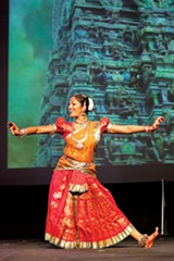 The 11th annual India Fest at Agricenter International on Saturday, November 2nd