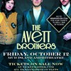 Win Tickets to The Avett Brothers at Mud Island