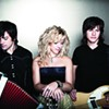 The Band Perry at the Botanic Garden