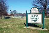 BIANCA PHILLIPS - The baseball field at Jesse Turner Park will be managed by Tri-State Youth Baseball Academy.