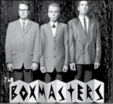 THE BOXMASTERS - THE BOXMASTERS - (VANGUARD)