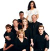 The cast of <i>Angels in America</i>