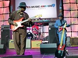 The Cedric Burnside Project at the 2014 Blues Music Awards