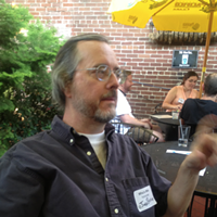 The Flyer's Who's Who of Twitter Tweetup in Pictures! The Commercial Appeal's John Beifuss (@JohnBeifuss)
