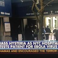 """The Ebola """"Crisis"""" Isn't."""