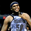 """The """"Face"""" of the Memphis Grizzlies"""