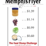 The Food Stamp Challenge