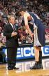 The Griz Look Up To Their Coach