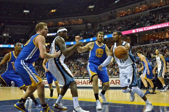 The Grizzlies set a new tone, on and off the court, Friday night.
