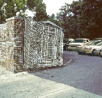 The ground of Graceland became George Klein's King Cadillac in 1983.