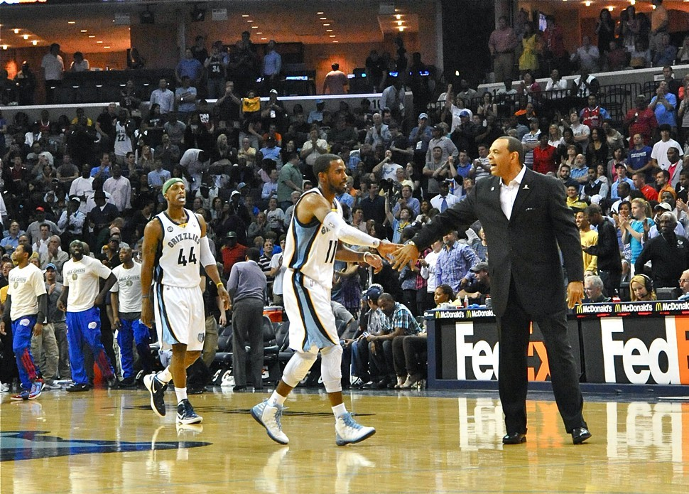 The happy ending the Grizzlies are hoping for in this series.