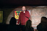 The hilarious Louis C.K.