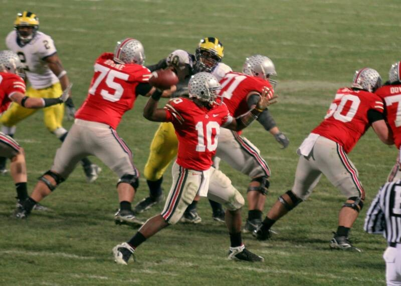 The immortal Troy Smith