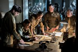 The Monuments Men gang
