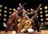 The national tour of <i>Million Dollar Quartet</i>