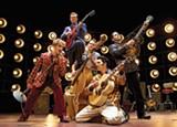 JOAN MARCUS - The national tour of Million Dollar Quartet