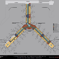 Memphis International Airport To Downsize Concourses
