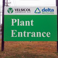 Velsicol Seeks Permit for Site Clean-up