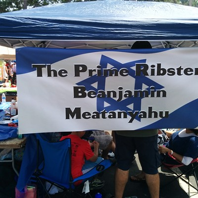 The Puns of the World Kosher Barbecue Championship