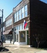 ANDREW CALDWELL - The Russian Cultural Center is open on South Main Trolly Nights.