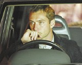 The thinker: Jude Law