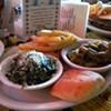 the veggie plate