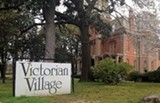 BIANCA PHILLIPS - The Victorian Village neighborhood has experienced growth over the past few months.