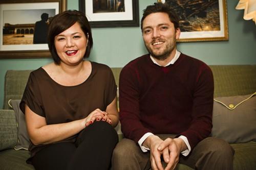 The Warriors creators Mary Hollis Inboden and Evan Linder