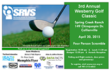 Third Annual Wesberry Golf Classic