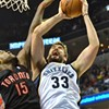 Tuesday 3-Pointer: When Gasol comes back, staying afloat, and another Thunder game