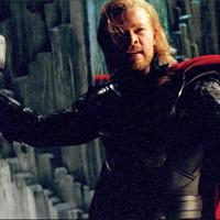 Thor: all too human.