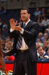 Tigers coach John Calipari