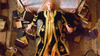 Tilda Swinton's vampire movie is worth seeing.