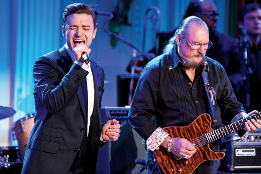 Timberlake and Cropper